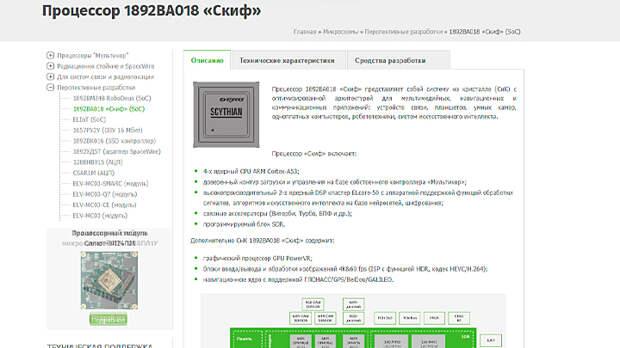 Скриншот страницы multicore.ru