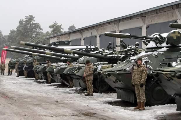 Американская «демонстрация солидарности» призвана спровоцировать новую войну на Украине