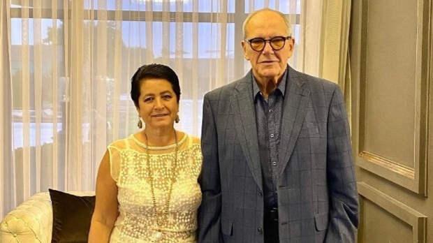 Жена Виторгана шокирована критикой в адрес маленькой дочери