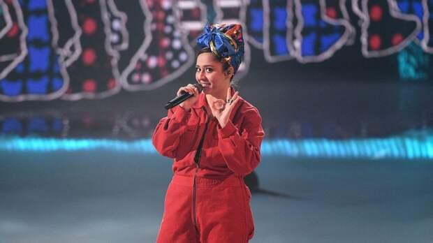 Британцы остались в восторге от выступления Манижи на Евровидении