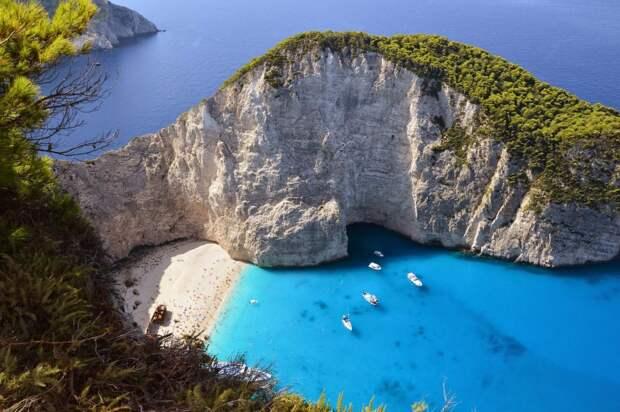 Пять причин поехать в Грецию