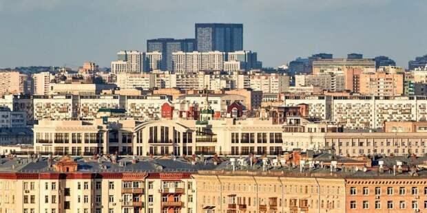 Для арендаторов недвижимости у города в Москве доступна новая мера поддержки. Фото: М. Денисов mos.ru