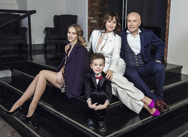 Развод в день рождения: Ольга Кабо рассталась с мужем после 11 лет брака