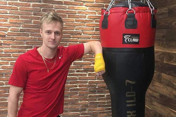 Чемпион России по бегу попался с наркотиками в Петербурге