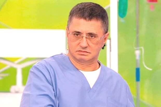 Доктор Мясников рассказал о симптомах рака поджелудочной железы