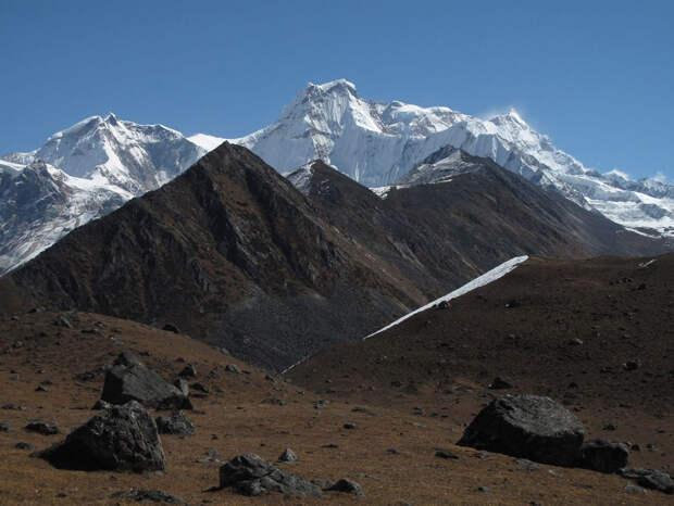 Гора Гангкхар-Пуенсум. (steynard)