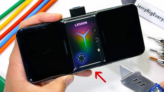 Этот смартфон быстрее многих ПК: Lenovo Legion 2 Pro с 18 ГБ ОЗУ выходит на этой неделе