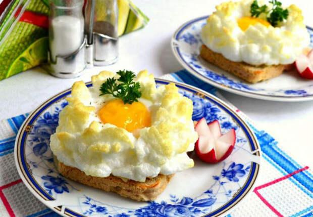 Самая вкусная яичница Франции
