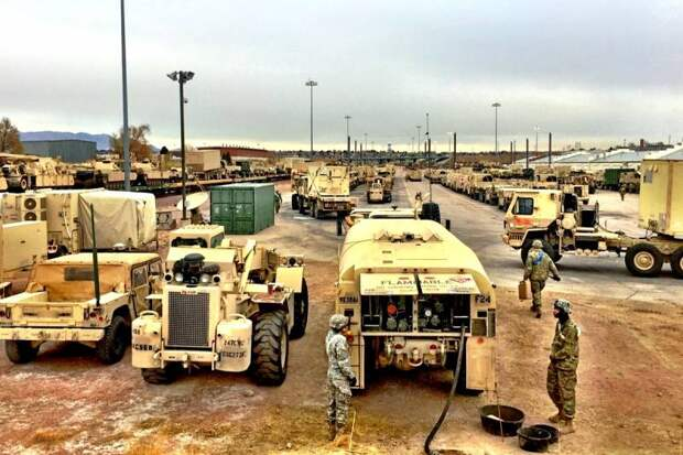 Нападение на Россию или бегство из Европы: что задумал Пентагон?