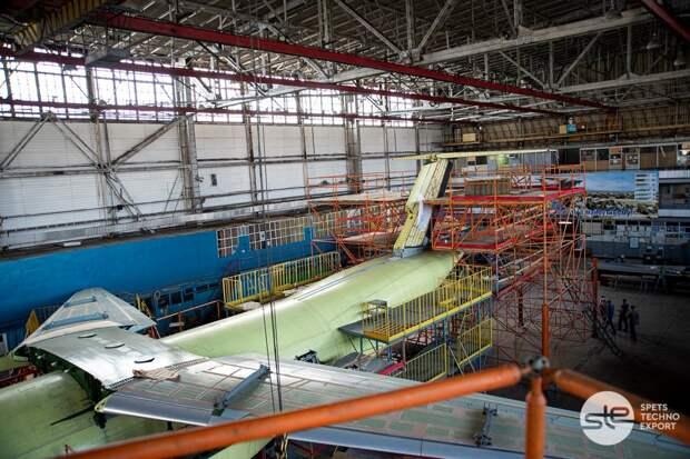 Ан-178. Серийный самолет без российских компонентов