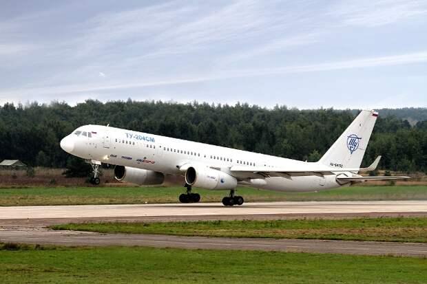 Что такое Ту-204СМ?