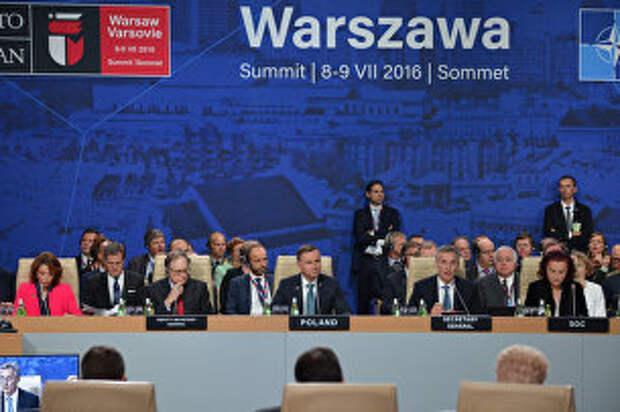 Саммит НАТО в Варшаве — Путин может быть доволен