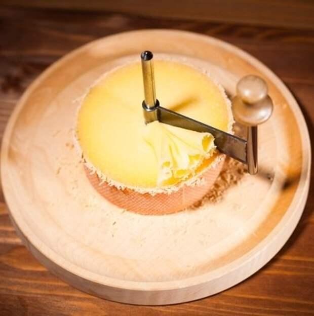 Четыре рецепта швейцарской кухни