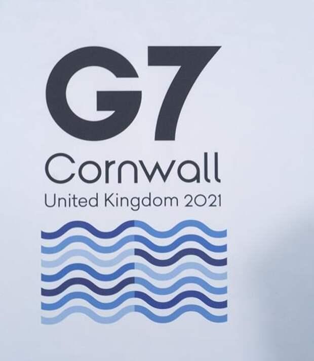 Страны G7 выступили за стабильные отношения с Россией, но призвали ее «прекратить дестабилизирующее поведение»