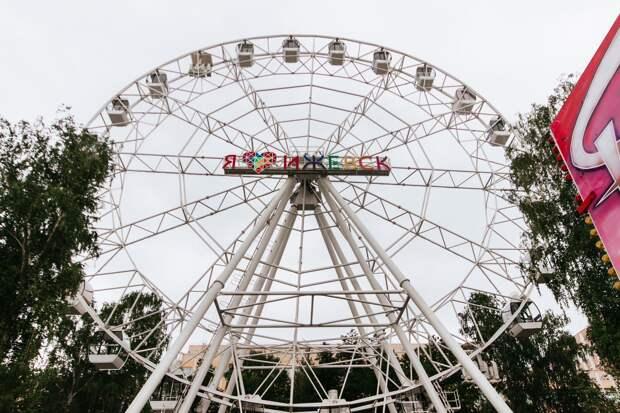 Праздничное открытие сезона пройдет в Летнем саду Ижевска