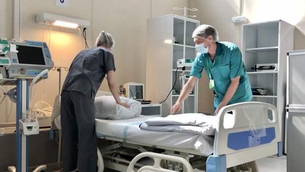 Госпиталь ЦВО в Хакасии получил крупную партию медицинского оборудования