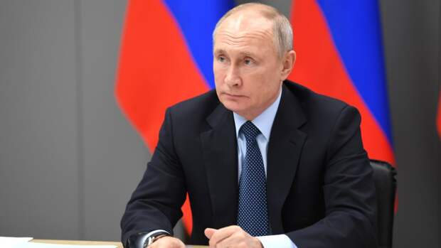 Президент США согласился с мнением Путина об отношениях между Москвой и Вашингтоном