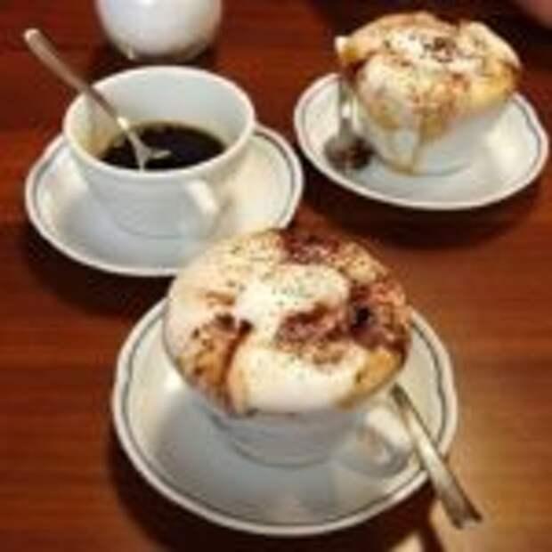 Кофе по-итальянски.