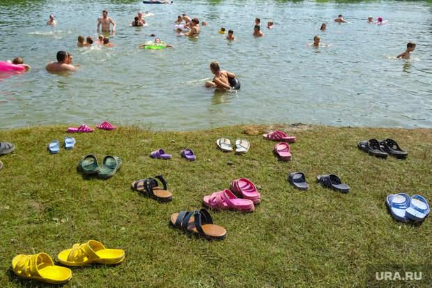 Власти Кургана объяснили, почему нельзя купаться вмае