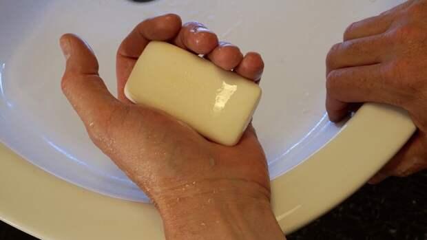 Правильный способ мытья рук описали в Роспотребнадзоре