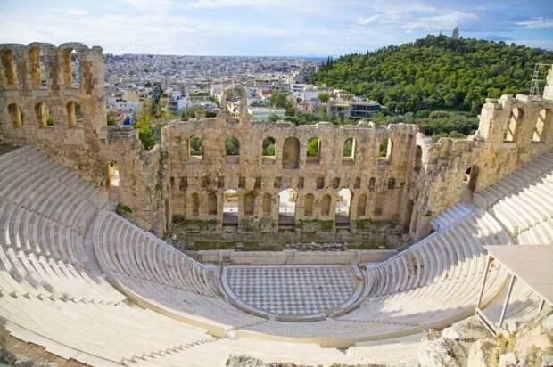 Когда очень хочется вГрецию