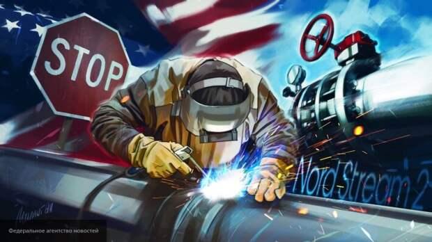 России и ЕС придется решить судьбу «Севпотока-2» после ввода усиленных санкций США