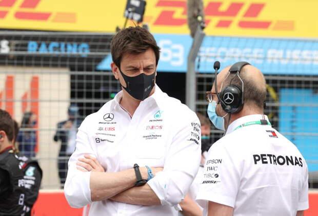 Тото Вольф: Пока Mercedes не хватает темпа на Ред Булл Ринге