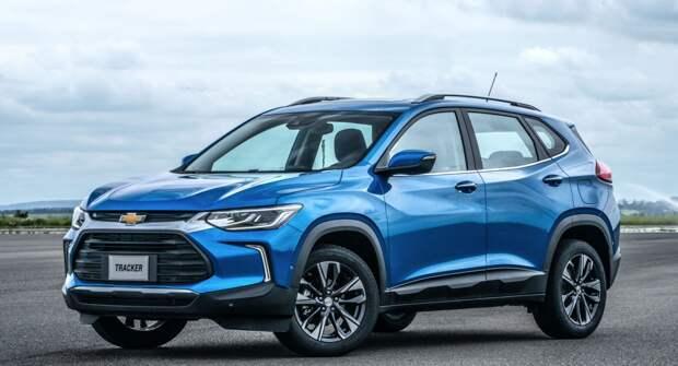 Chevrolet выпустит недорогой пикап Montana с несущим кузовом