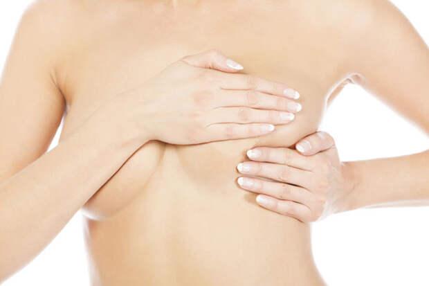 Рост груди во время беременности