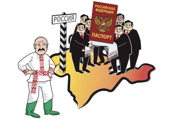 Что мешает Белоруссии признать Крым российским?