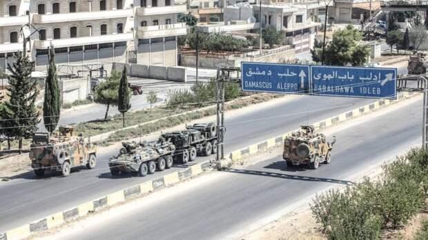 Турция заявила о нападении на свой наблюдательный пункт в Идлибе