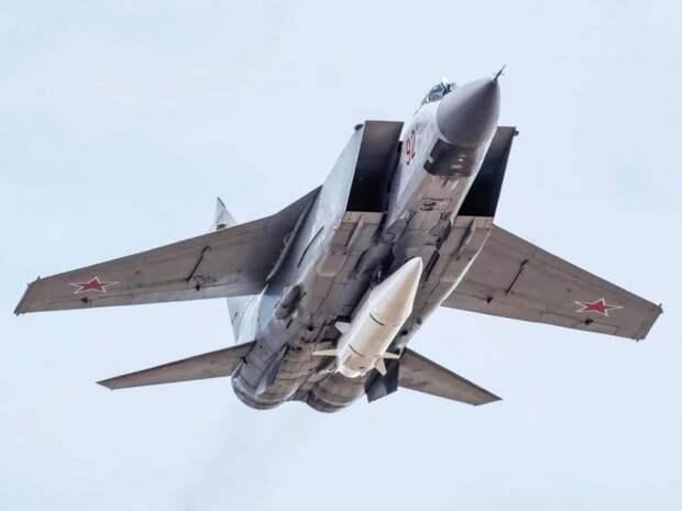Один российский «Кинжал» может разнести целую группу американских авианосцев