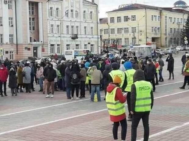 Эксперт: акции оппозиции провалились по всей стране