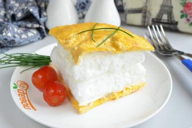 """""""Пуляр"""" - рецепт Французского завтрака на домашней кухне."""