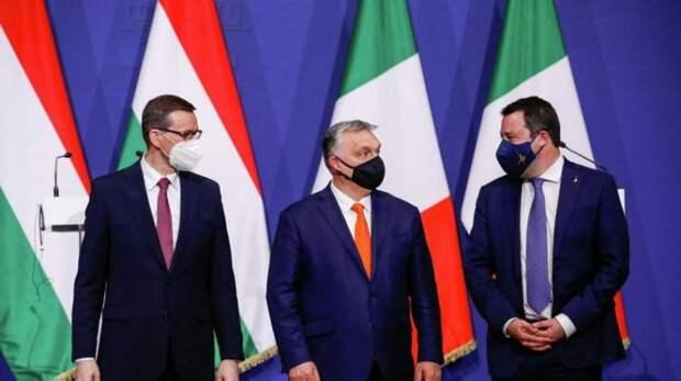 Куда приведет Европу «пропутинский» блок поляков, венгров и итальянцев