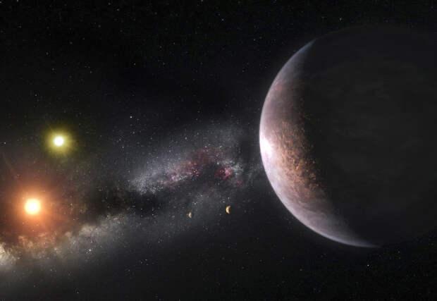Как узнают химический состав далеких планет, не забирая проб?