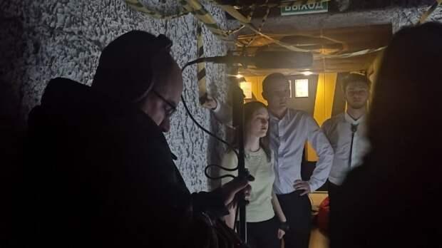 Новосибирские студенты снялись в художественном фильме о Великой Отечественной войне