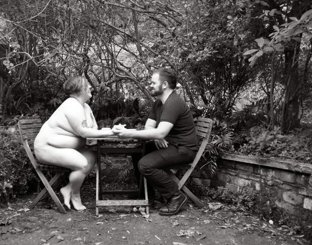 «Толстая любовь»: фотопроект об отношениях