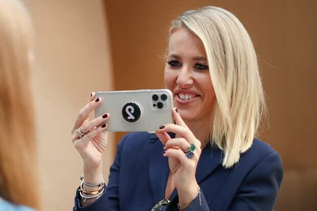 Ксения Собчак пошутила про соски Виталия Кличко и Евро-2020
