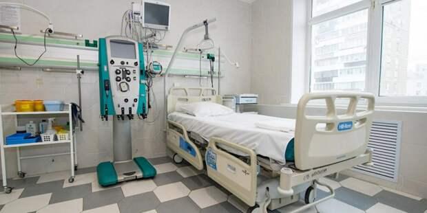 Депутат МГД: Порядка 5 тыс коек в больницах Москвы вновь переведут для оказания плановой медпомощи / Фото: mos.ru