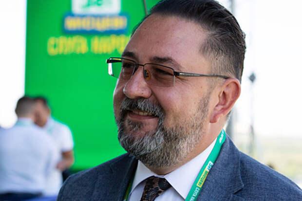 Украинскому депутату пригрозили уголовным делом запризыв расстрелять оппозицию