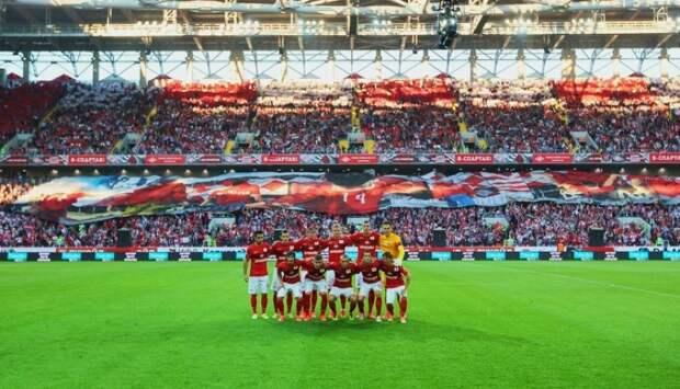 «Спартак» прервал неудачную трехматчевую серию в играх с ЦСКА