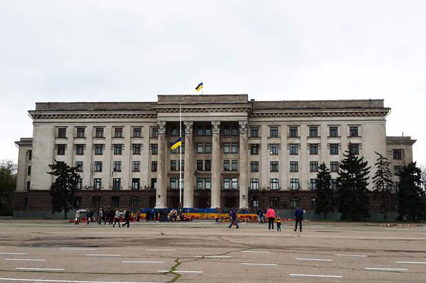 Киев обвинил Россию в нежелании расследовать причины трагедии в Одессе