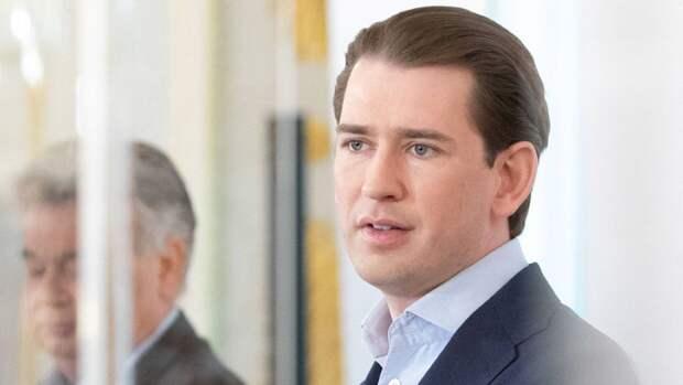 """Канцлера Австрии подозревают в лжесвидетельстве по скандалу """"Ибица-гейт"""""""