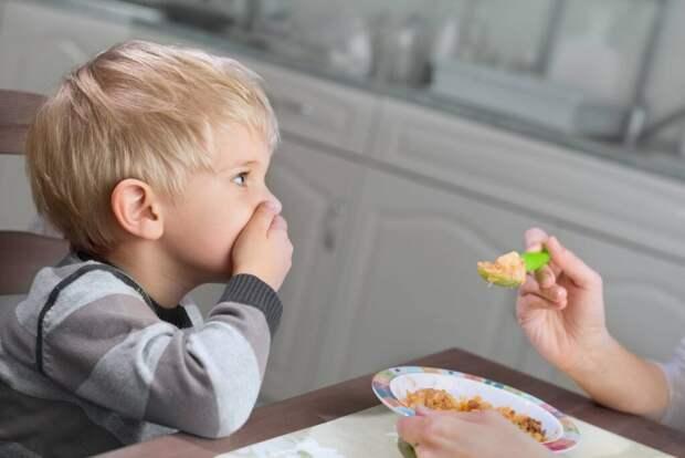 Как улучшить аппетит ребенка: рекомендации родителям