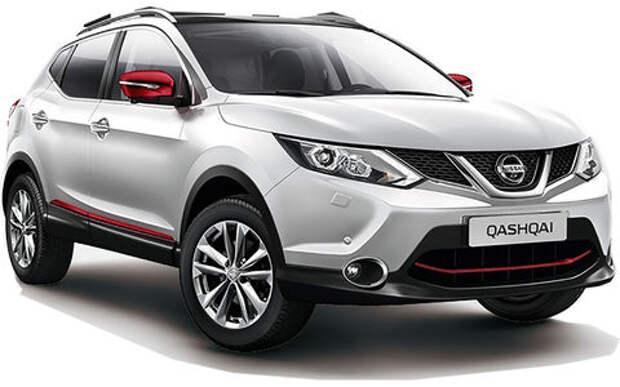 Nissan Qashqai получил юбилейную серию: всего 500 машин для России
