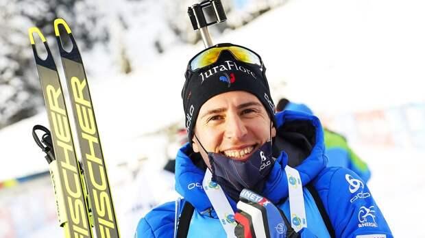 Фийон Майе выиграл спринт на этапе Кубка мира в Нове-Место, россиян нет в топ-15