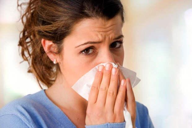 Народные средства от хронического насморка