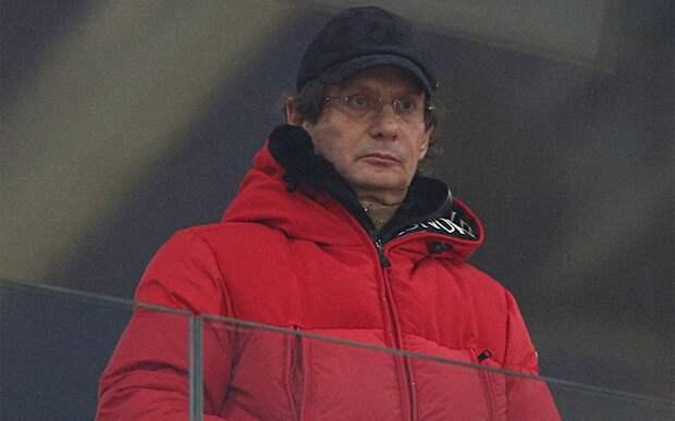 Федун: «Есть надежда, что «Спартак» выступит в ЛЧ не так, как остальные российские клубы»
