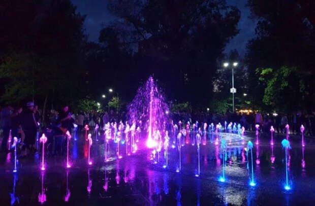 В парке «Алунелул» состоялся грандиозный концерт